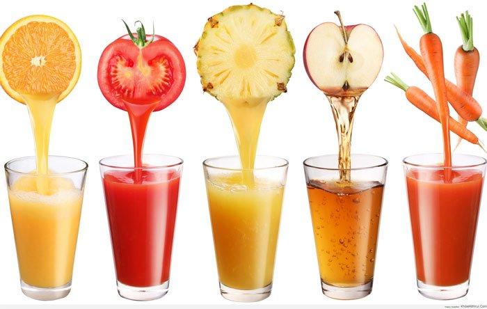 Giải độc cơ thể bằng hoa quả