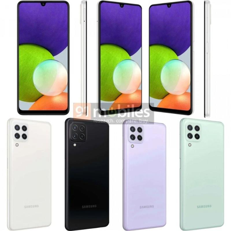 Lo dien chiec smartphone 5G re nhat cua Samsung-Hinh-2