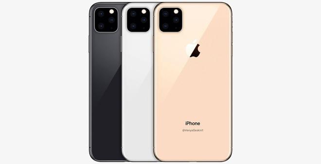 hot: thong tin ve cau hinh iphone 5g 2020 da lo dien hinh anh 1
