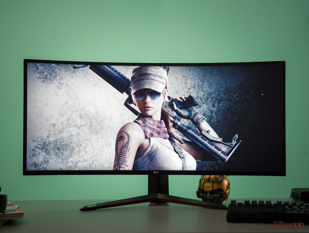 Đánh giá màn hình LG 34GN850: Lựa chọn đáng giá cho game thủ trong tầm giá 22 triệu ảnh 1