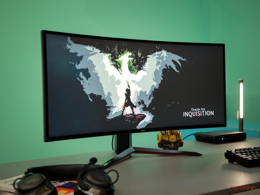 Đánh giá màn hình LG 34GN850: Lựa chọn đáng giá cho game thủ trong tầm giá 22 triệu ảnh 12