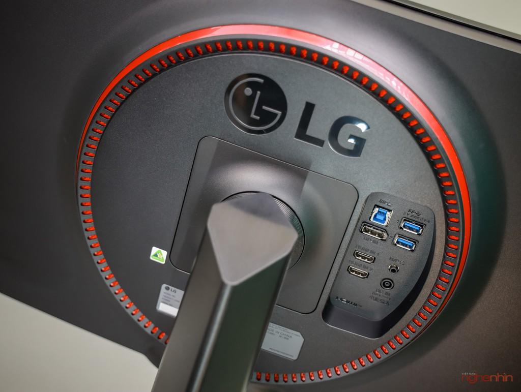 Đánh giá màn hình LG 34GN850: Lựa chọn đáng giá cho game thủ trong tầm giá 22 triệu ảnh 5