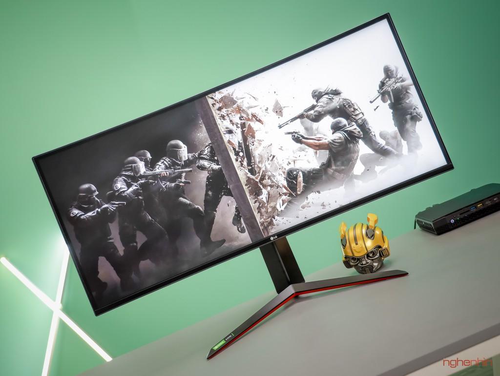 Đánh giá màn hình LG 34GN850: Lựa chọn đáng giá cho game thủ trong tầm giá 22 triệu ảnh 6
