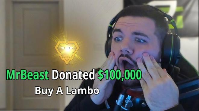 con trai donate 20.000 USD cho streamer anh 3