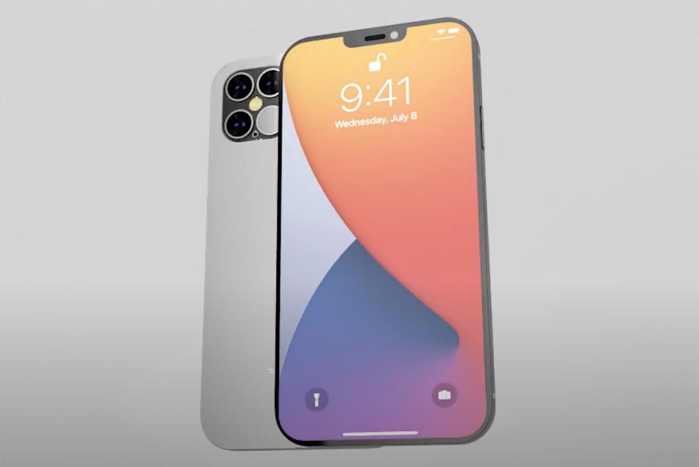 Chiêm ngưỡng thiết kế mới nhất siêu đẹp của iPhone 12 - Ảnh 1.