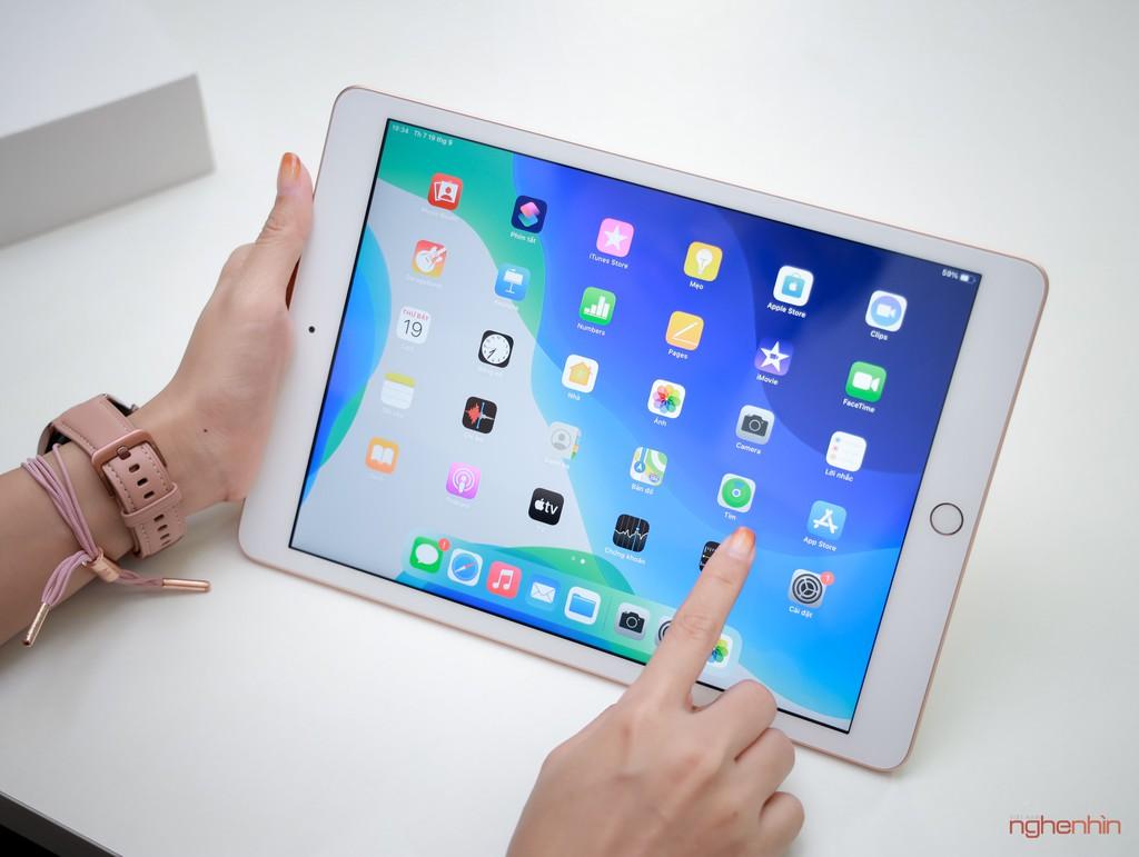 Khui hộp Apple Watch SE, Watch series 6 và iPad 10.2 2020 tại Việt Nam giá từ 8 triệu ảnh 13