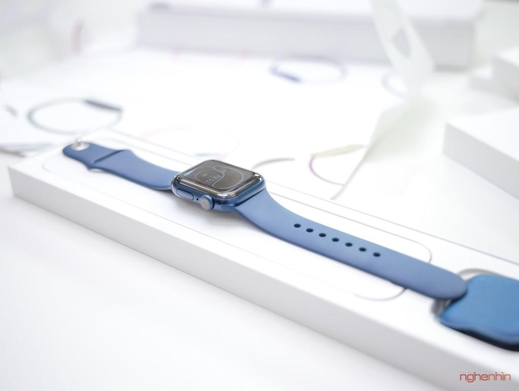 Khui hộp Apple Watch SE, Watch series 6 và iPad 10.2 2020 tại Việt Nam giá từ 8 triệu ảnh 5
