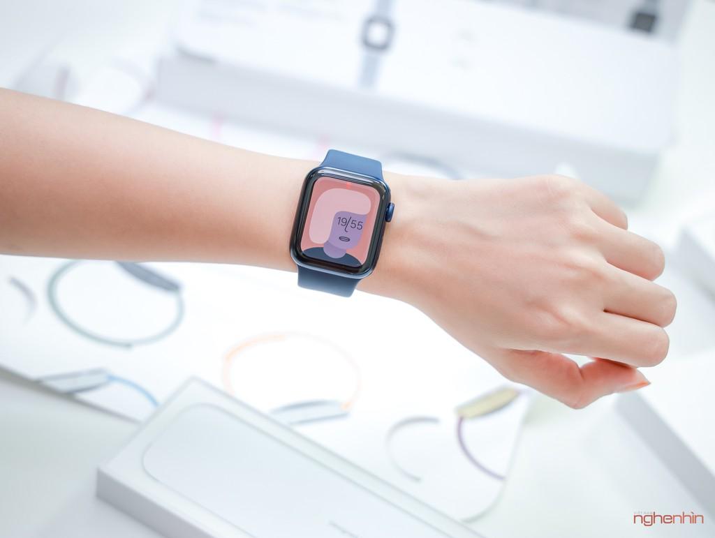 Khui hộp Apple Watch SE, Watch series 6 và iPad 10.2 2020 tại Việt Nam giá từ 8 triệu ảnh 7