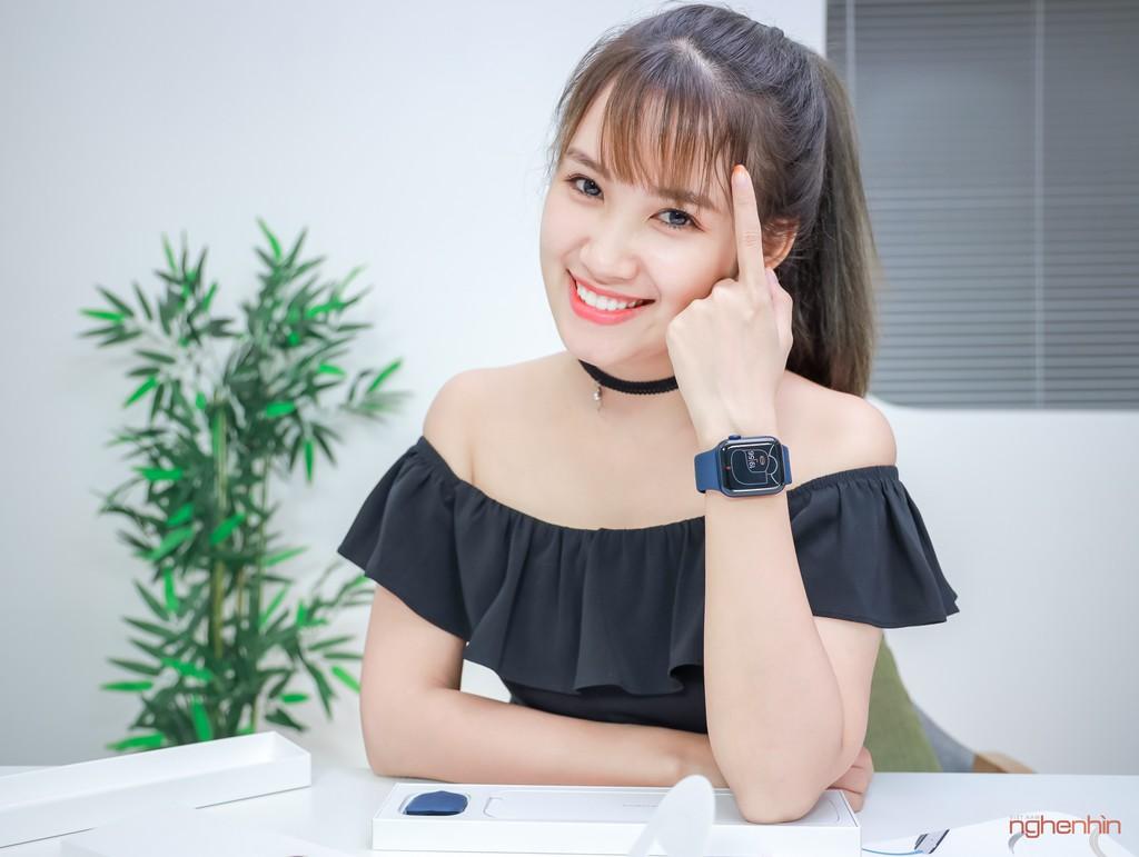 Khui hộp Apple Watch SE, Watch series 6 và iPad 10.2 2020 tại Việt Nam giá từ 8 triệu ảnh 9