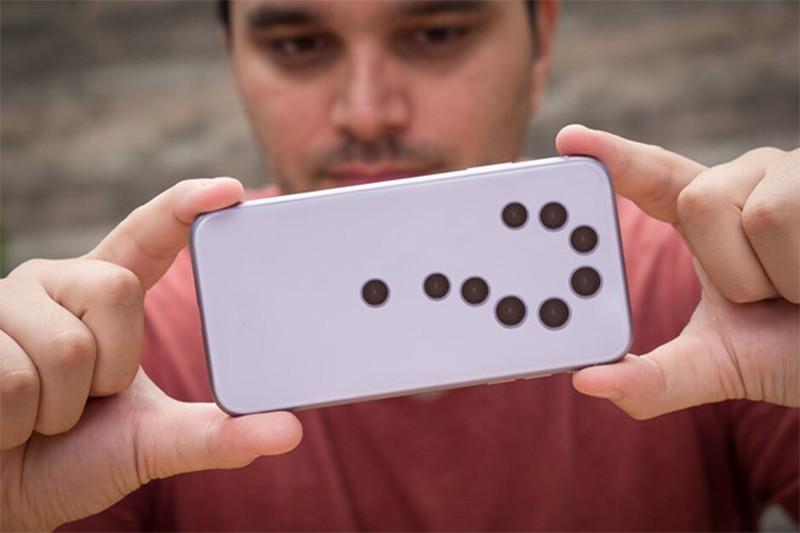 Camera iPhone 11 Pro xau xi khi do dang cung cac doi thu