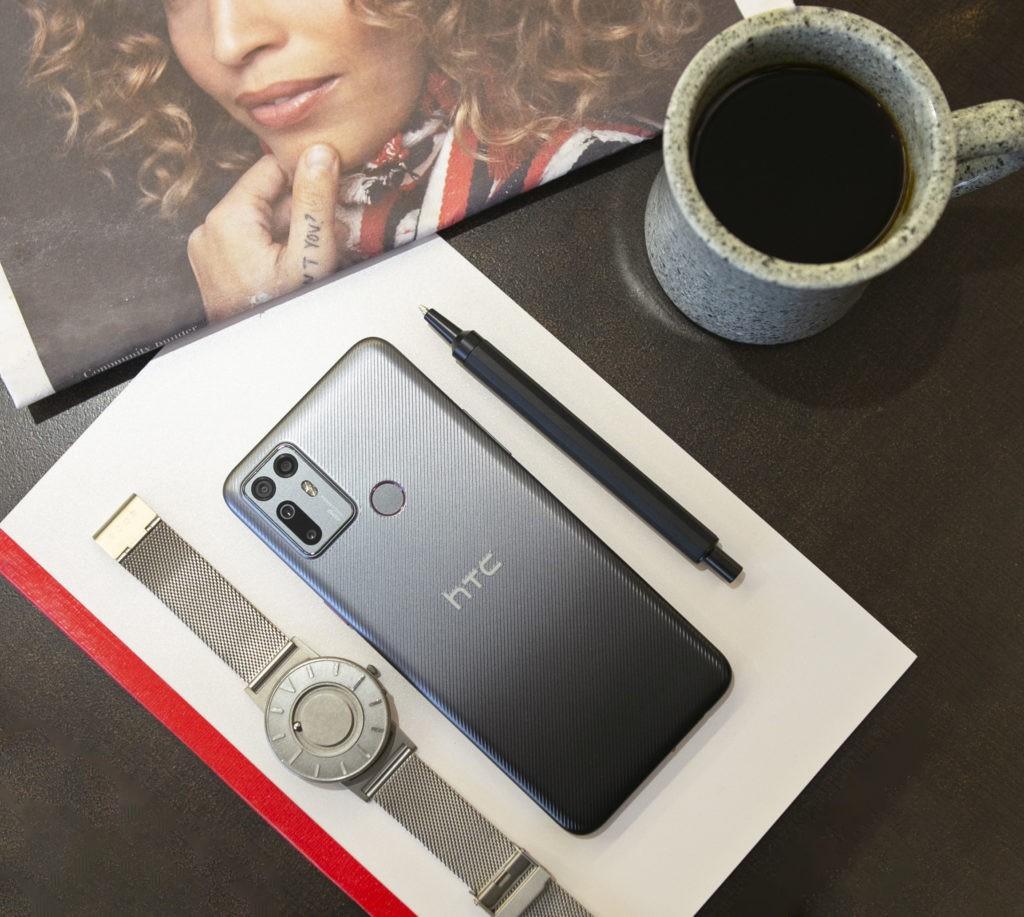 HTC Desire 20+ ra mắt: Snapdragon 720G, RAM 6GB, pin 5000mAh, giá 295 USD ảnh 3