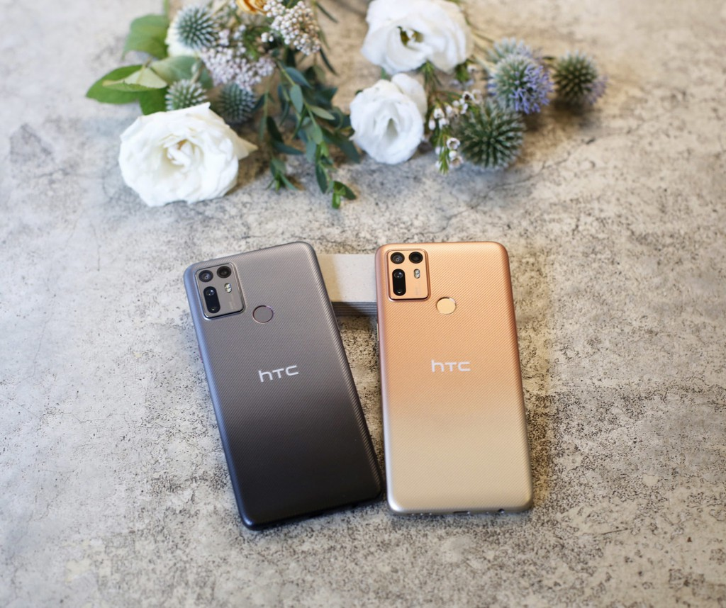 HTC Desire 20+ ra mắt: Snapdragon 720G, RAM 6GB, pin 5000mAh, giá 295 USD ảnh 5