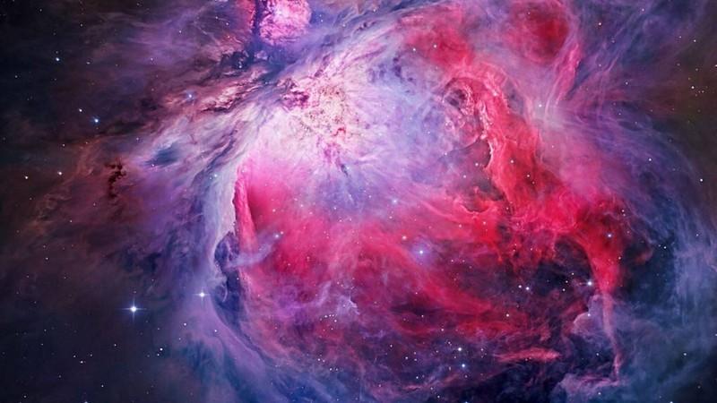NASA cong bo anh tuyet dep cua tinh van Great o chom Orion