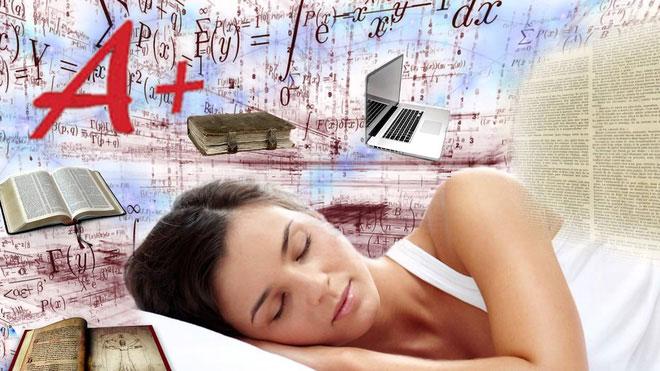 Một giấc ngủ trước khi học kiến thức mới cho phép não bộ của bạn trở nên sáng suốt hơn.