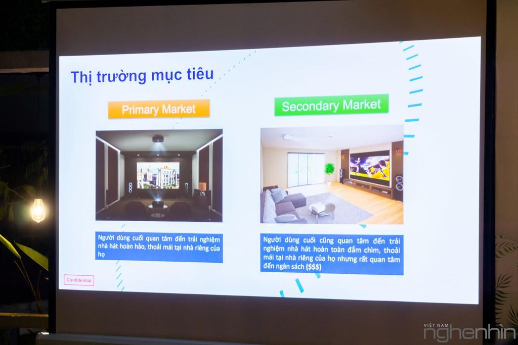 Máy chiếu laser 3LCD EPSON EF-100 nhỏ nhất thế giới ra mắt thị trường Việt giá từ 25 triệu ảnh 12