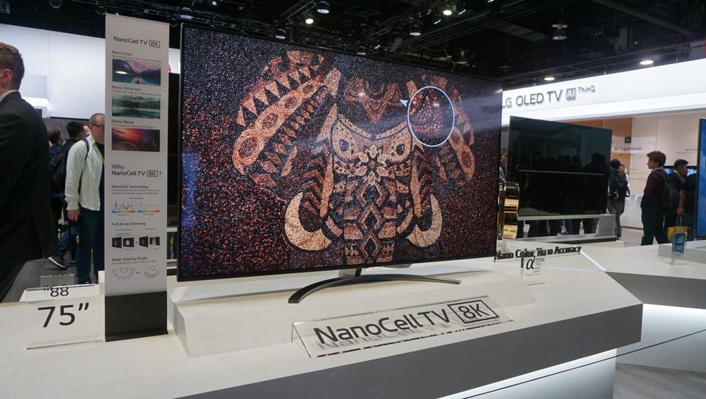 TV NanoCell 8K của LG sẽ về Việt Nam với giá 199 triệu đồng ảnh 1