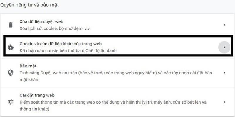 Lam the nao de xoa Cookie tren Google Chrome-Hinh-3