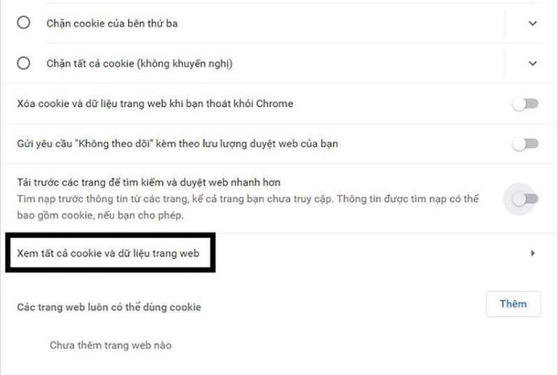 Lam the nao de xoa Cookie tren Google Chrome-Hinh-4