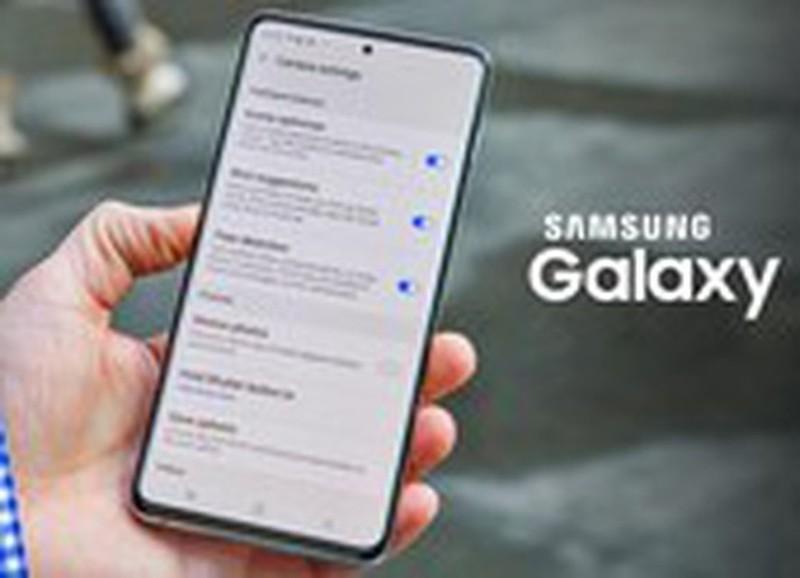 Samsung Galaxy S20 FE bi loi man hinh cam ung
