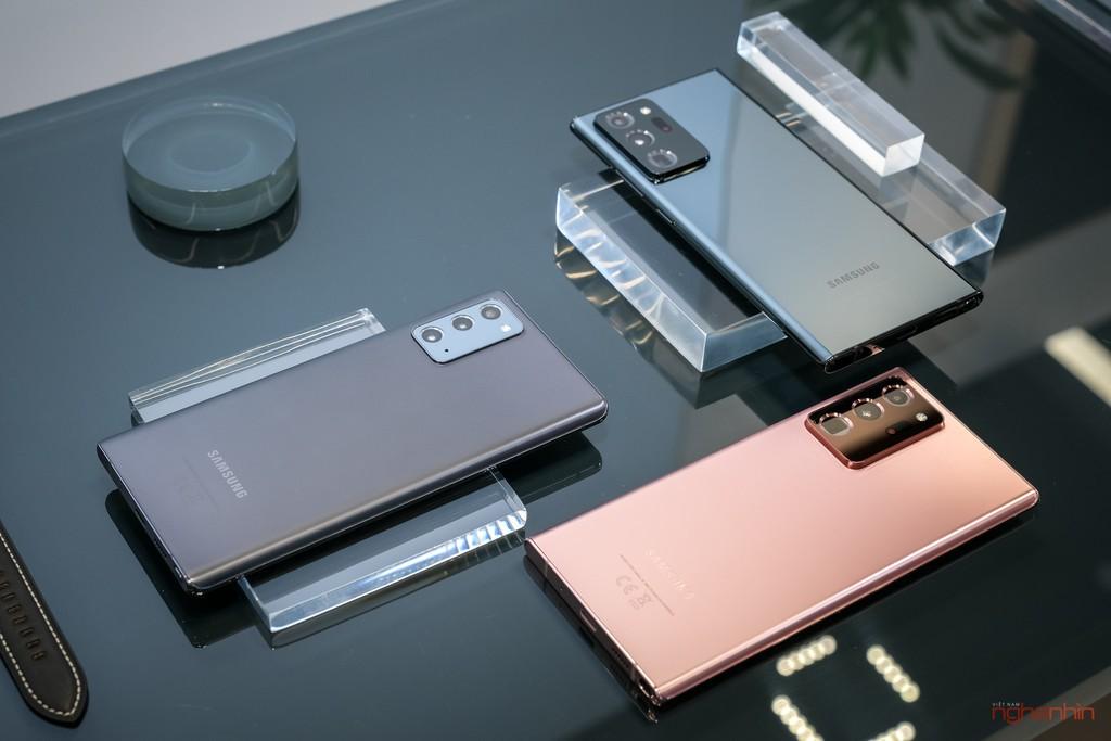 Top 10 smartphone 5G bán chạy nhất thế giới tháng 9/2020: Note 20 Ultra đứng số 1 ảnh 3