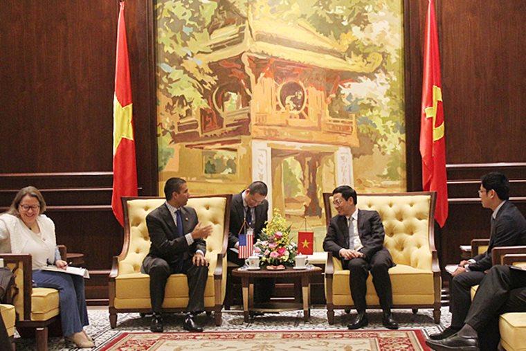 Bộ TT&TT Việt Nam và FCC Hoa Kỳ tăng cường hợp tác phát triển 5G