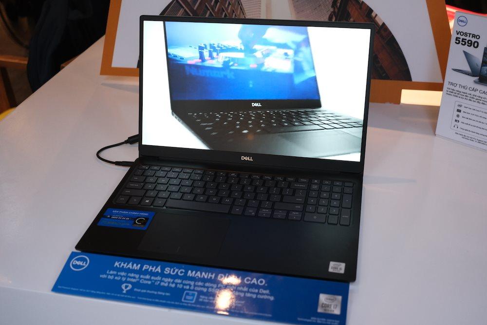 Dell ra mắt loạt laptop mới chạy bộ xử lý Intel Core thế hệ 10 tại Việt Nam, giá từ 12,6 triệu đồng