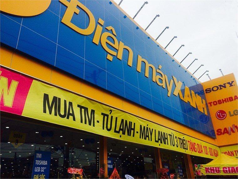 Điện máy Xanh vượt mốc 1000 siêu thị, nắm vị trí ngôi vương của ngành bán lẻ điện máy