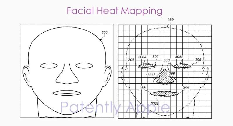 Face ID thế hệ tiếp theo sẽ sử dụng bản đồ nhiệt trên khuôn mặt ảnh 2