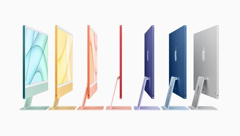 Điểm danh loạt sản phẩm Apple vừa giới thiệu vào rạng sáng 21/4
