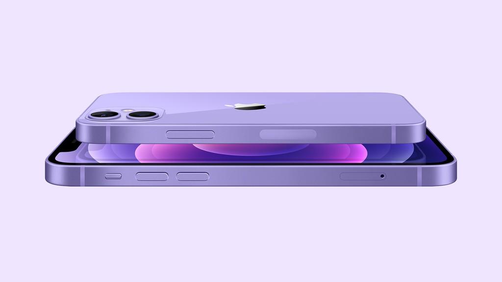 Apple ra mắt iPhone 12 và iPhone 12 mini màu tím cực đẹp ảnh 2