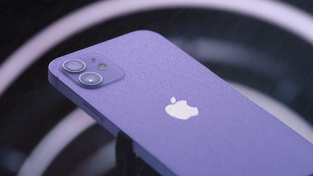 Apple ra mắt iPhone 12 và iPhone 12 mini màu tím cực đẹp ảnh 3