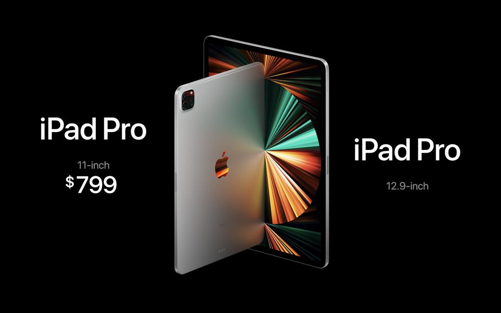 Apple ra mắt iPad Pro mới với bộ xử lý M1 ảnh 6
