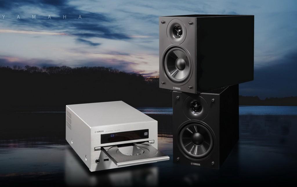 Yamaha MCR-B370 – Dàn mini hifi chế tác khắc khe theo tiêu chuẩn đàn piano ảnh 4