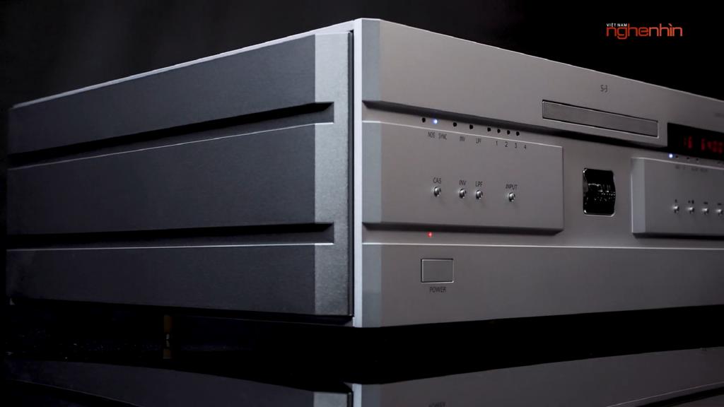 SoulNote S-3 Ver2 - Sở hữu chassis và cơ chế chống rung ultra hi-end, cho âm thanh gần với vinyl ảnh 2