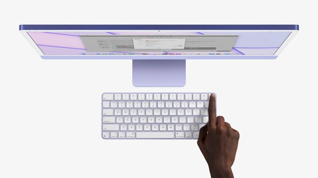 Apple ra mắt Magic Keyboard mới với Touch ID ảnh 1