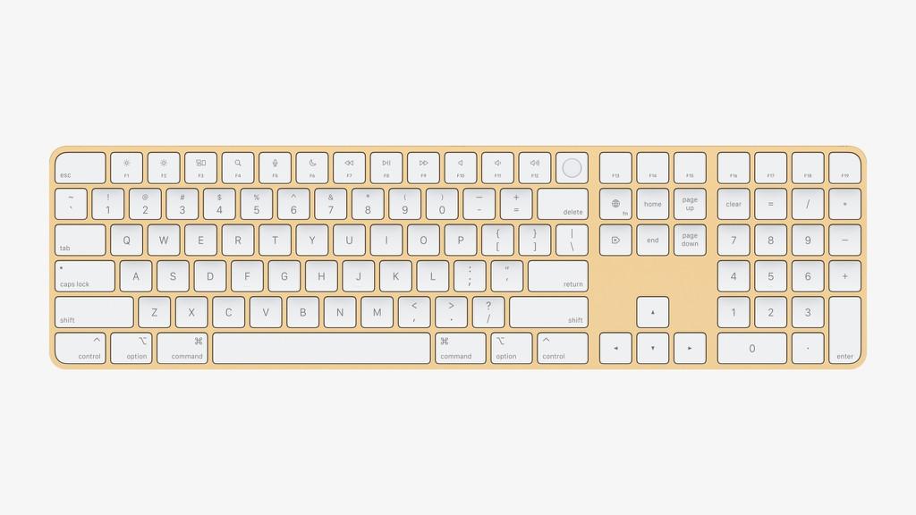 Apple ra mắt Magic Keyboard mới với Touch ID ảnh 2