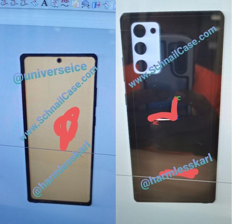 Galaxy Note20 bang xuong bang thit da xuat dau lo dien-Hinh-2
