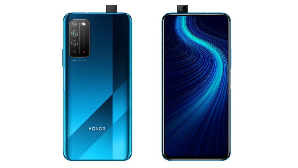 Honor X10 chính thức ra mắt: camera 40MP, sạc nhanh 22.5W, giá từ 267 USD ảnh 2