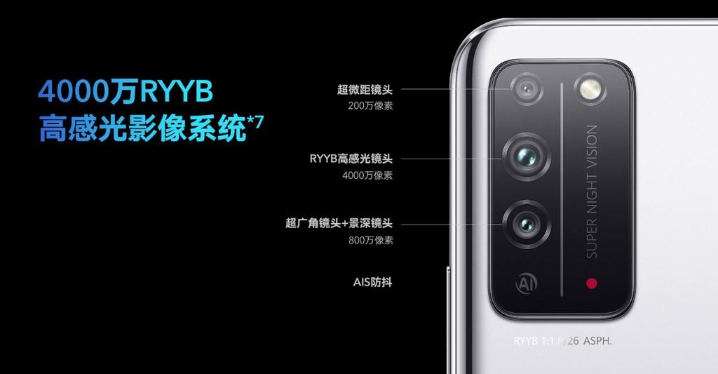 Honor X10 chính thức ra mắt: camera 40MP, sạc nhanh 22.5W, giá từ 267 USD ảnh 5
