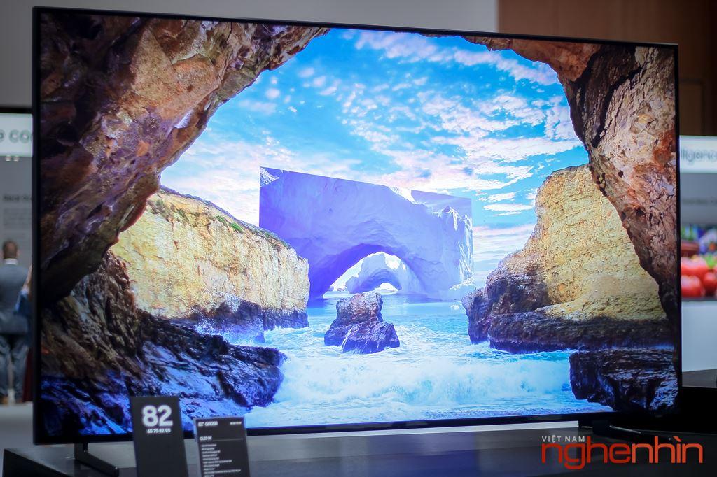 Những tính năng đột phá trên TV QLED 8K: Samsung chơi lớn cho thế giới trầm trồ ảnh 1