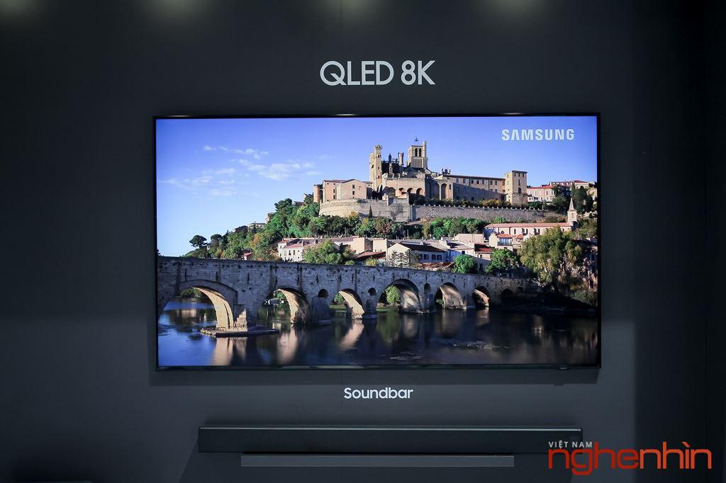 Những tính năng đột phá trên TV QLED 8K: Samsung chơi lớn cho thế giới trầm trồ ảnh 4