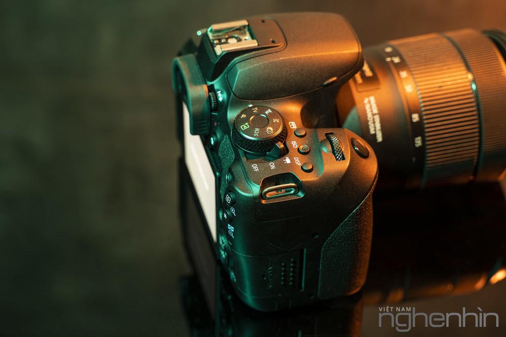 """Trải nghiệm & Đánh giá Canon EOS 850D - DSLR """"nhập môn"""" xứng đáng cho người yêu nhiếp ảnh ảnh 5"""
