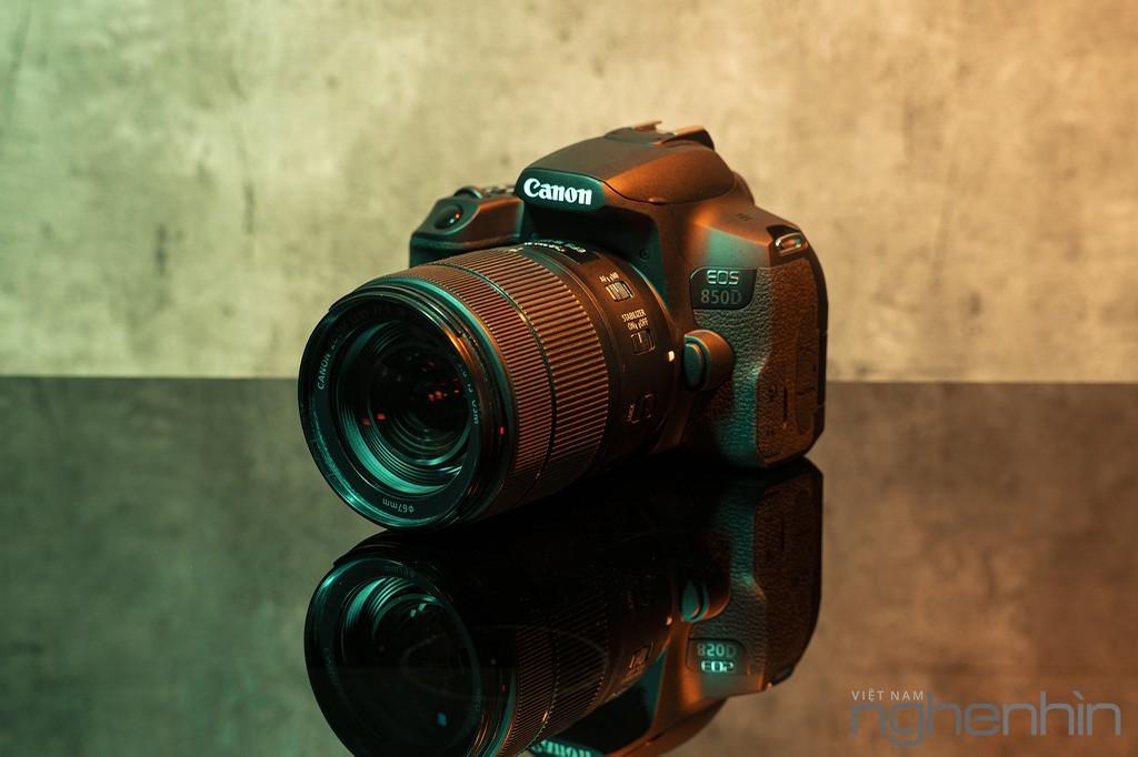 """Trải nghiệm & Đánh giá Canon EOS 850D - DSLR """"nhập môn"""" xứng đáng cho người yêu nhiếp ảnh ảnh 8"""