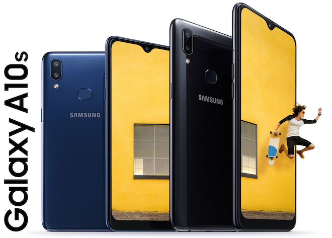 samsung tung galaxy a10s co pin