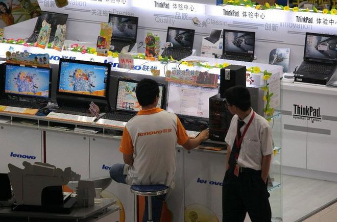 Chiến tranh thương mại Mỹ-Trung khiến Lenovo điêu đứng, cảnh báo giá bán laptop sẽ ngày càng đắt đỏ - Ảnh 2.