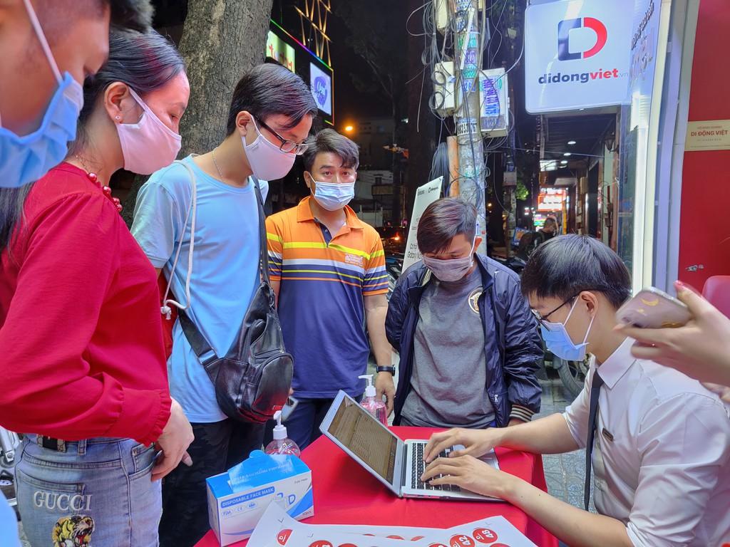 Những người sở hữu Galaxy Note20 series đầu tiên ở Việt Nam đã nói gì ? ảnh 1