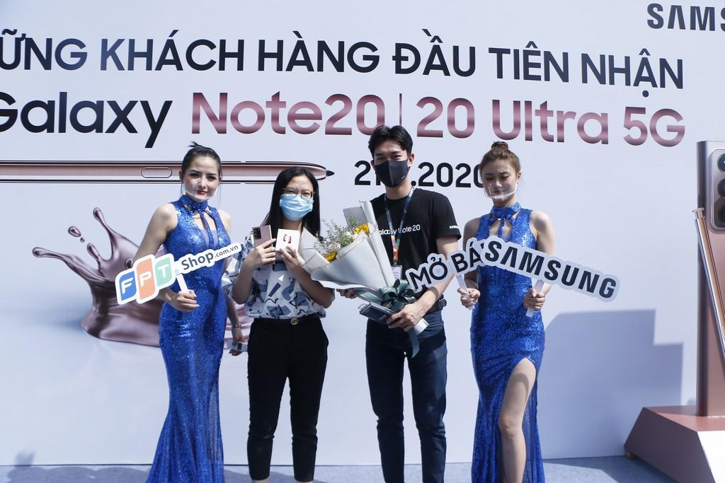Những người sở hữu Galaxy Note20 series đầu tiên ở Việt Nam đã nói gì ? ảnh 5