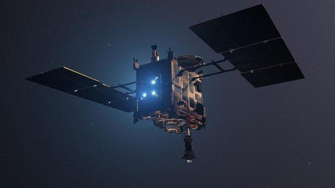 Dự án Hayabusa 2 của Nhật nhằm lấy mẫu thiên thạch Ryugu.