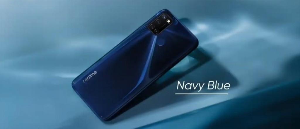 Realme C17: màn hình 90Hz, RAM 6GB, pin 5000 mAh, 4 camera, giá 190 USD ảnh 2