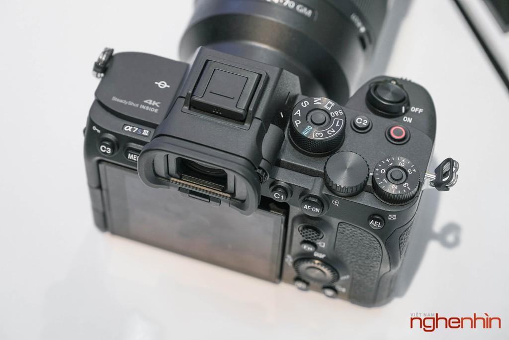 Trên tay Sony A7S Mark III, quái vật quay video của năm 2020 với giá 83 triệu đồng ảnh 4